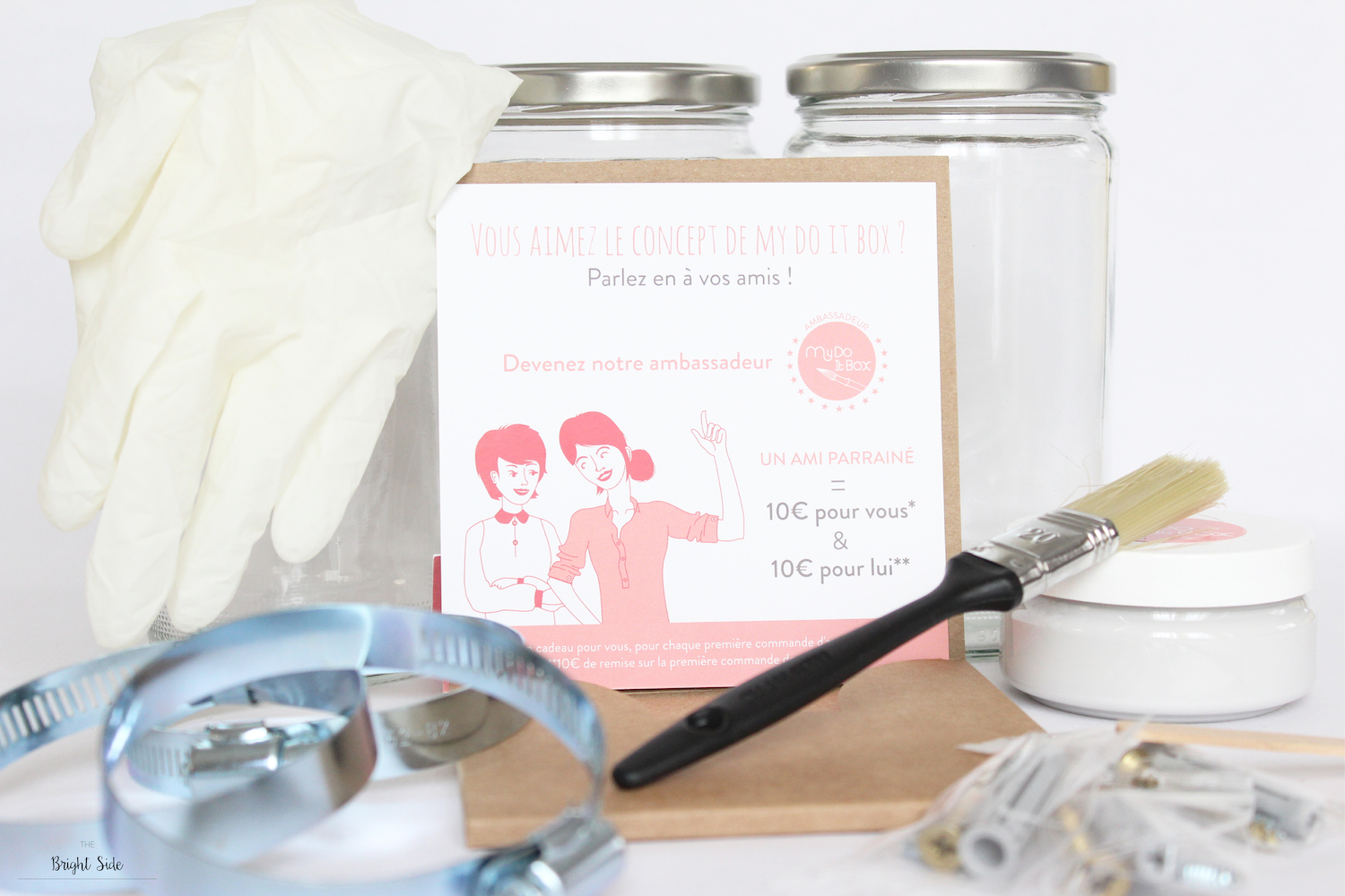 "J'ai testé une box DIY ""My DO IT BOX"" !"